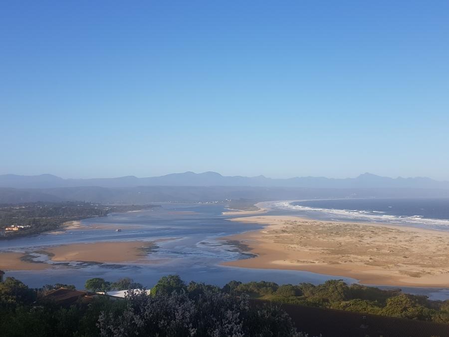 Blick auf das Naturschutzgebiet Robberg Nature Reserve